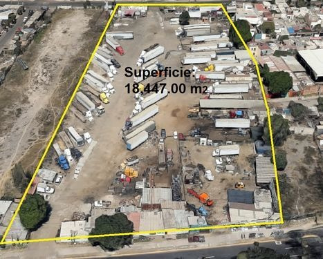 Imagen 1 de 6 de Terreno En Venta Sobre Lázaro Cárdenas, El Alamo
