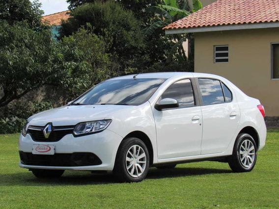 Renault Logan Expression 1.6 16v Hi-flex Mec/completo+m