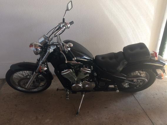 Honda Moto Shadow 600vt Ano 2002