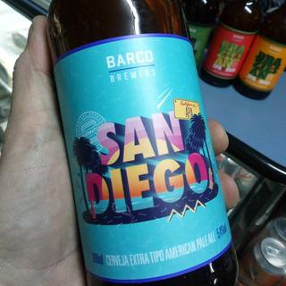 Cerveza Barco San Diego Apa 600cc Importada Brasil ,caballit