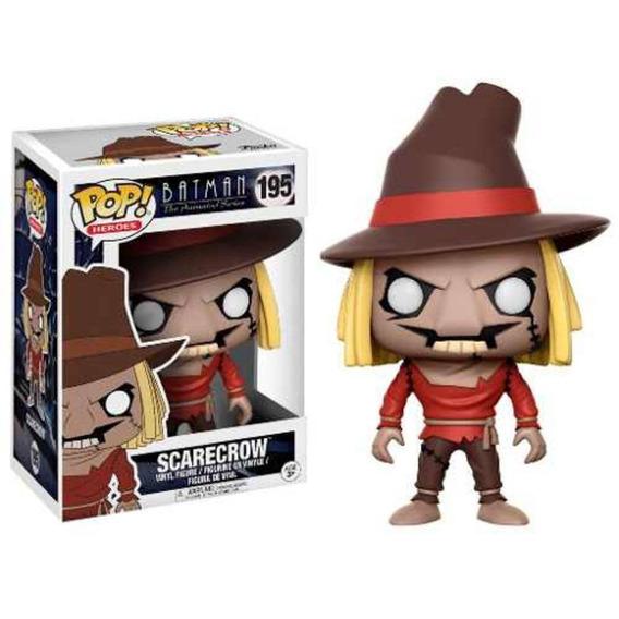 Pop Funko 195 Scarecrow Espantalho