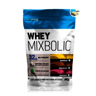 Whey Protein Mix Bolic 2kg - Sports Nutrition