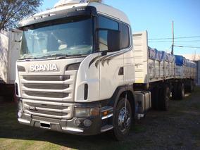 Scania G380 Frontal Chasis Equipo Volcador Anticipo+financia