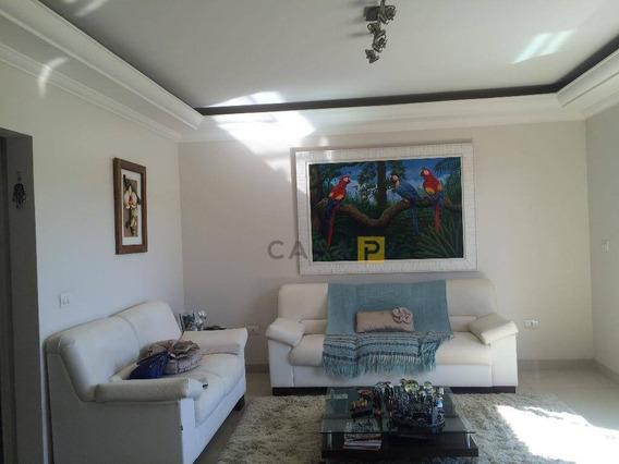 Casa Residencial À Venda, Vila Mariana, Americana. - Ca0115