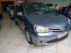 Toyota - Etios 1.5 Sd X 16v Flex 4p Manual 2014