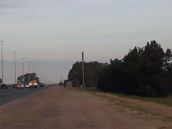 Quilmes Lotes Sobre Autopista La Plata - Buenos Aires