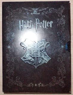 Coleção Harry Potter (8 Filmes / 9 Discos)