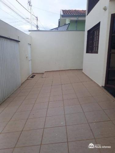 Casa Com 4 Dormitórios À Venda, 235 M² Por R$ 600.000,00 - Jardim Das Azaléias - Poços De Caldas/mg - Ca1246