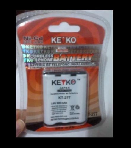 Bateria Keyko Recargable  3.6v  Kt-277