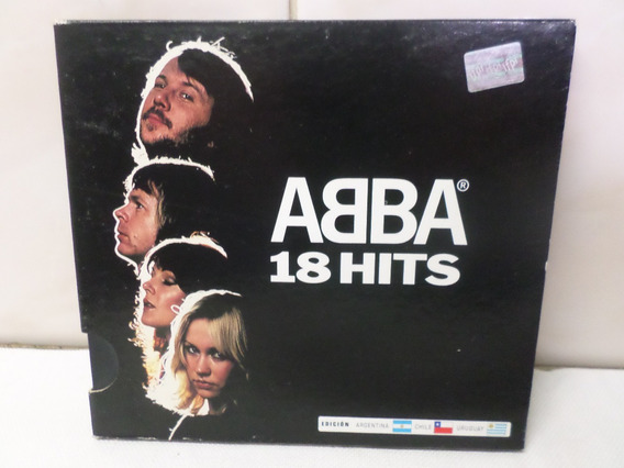 Abba 18 Hits Slide Pack Polar 2006