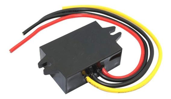 Transformador Conversor Convertidor 12-24v A 5v 5a - Enertik