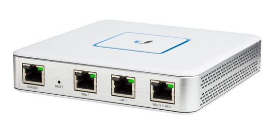 Router Ubiquiti Usg Unifi Security Gateway 3 Puertos Gb Full