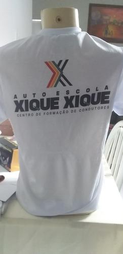 Imagem 1 de 2 de Camisa Branca Para Sublimação