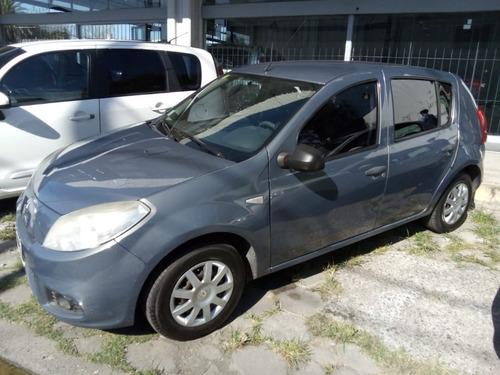 Renault Sandero 1.6 8v Pack Plus L/11 2012