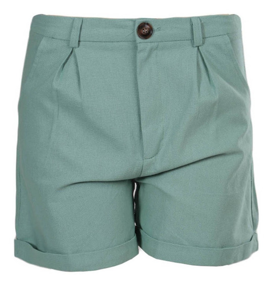 Shorts Cintura Alta Feminino Acrobat