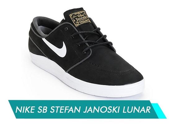 Tênis Nike Sb Stefan Janoski Lunar Loon Original Importado