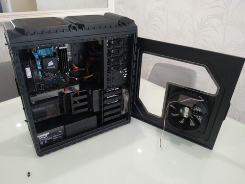 Pc Gamer Core I7 Ssd480 Ram16 Gtx660 Fonte600w Watercooler