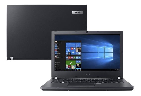 Notebook Acer Travelmate Intel Core I3 4gb Ddr4 Hd 1tb Tela 14 Polegadas Windows 10 Pro Tmp449-g2-m-317q