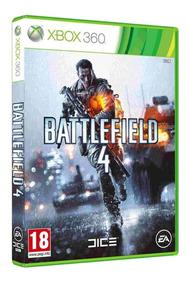 Battlefield 4 - Xbox 360 - Novo - Mídia Física - Lacrado Br