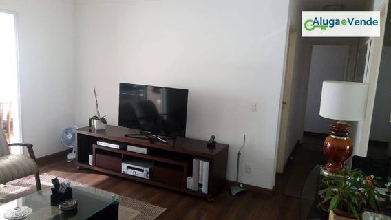 Apartamento Com 3 Dormitórios À Venda No Condomínio Supera Guarulhos, 110 M² Por R$ 680.000 - Vila Leonor - Guarulhos/sp - Ap0023