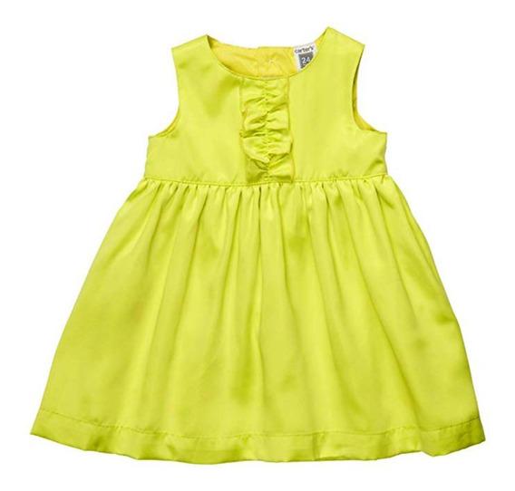 Vestido Carters Para Niña Usado