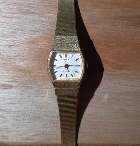 Relógio Orient - Dourado - Feminino - Antigo - Coleção