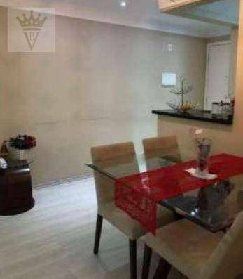 Apartamento Com 3 Dormitórios À Venda, 71 M² Por R$ 330.000 - Macedo - Guarulhos/sp - Ap2940
