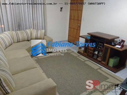 Apartamento Para Venda Em São Bernardo Do Campo, Santa Terezinha, 2 Dormitórios, 1 Banheiro, 1 Vaga - 1158_2-439560