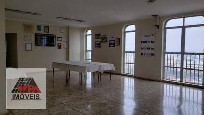 Ampla Sala Em Prédio Comercial - Sa0459