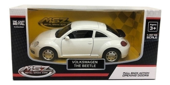 Volkswagen The Beetle Collection Car 1:38 Msz