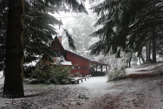 Cabaña Tradicional De Montaña, Ideal Familia ,circuito Chico