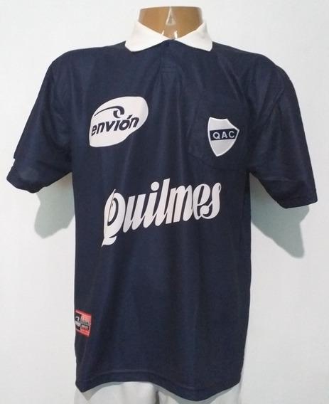 Camiseta Alternativa De Quilmes. Marca Envion. Talle 4