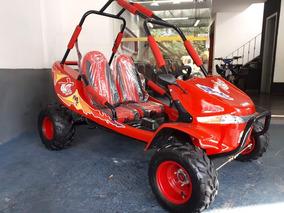 Mini Buggy Fapinha Super Xingu Motor 6,0 Hp Mitsubishi