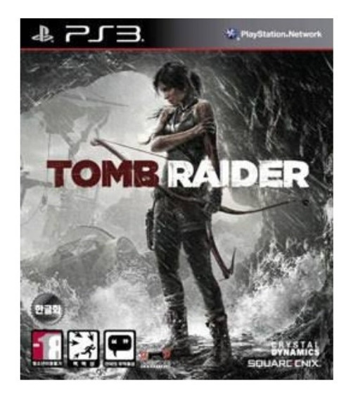 Tomb Raider Psn Ps3 Jogo Português Envio Rápido
