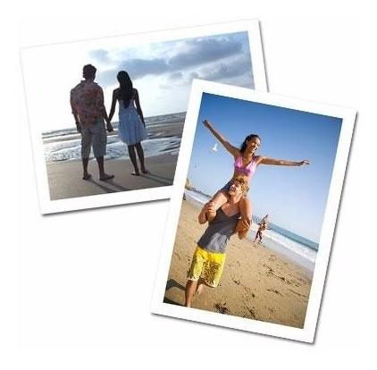 2,000 Folhas Papel Foto 10x15 Brilho 230gr