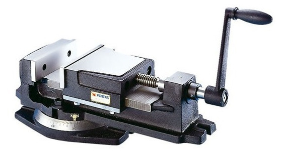 Prensa Giratoria 6 Pulgadas Para Fresadora Vertex Vk-6