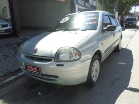 Renault Clio Sedan Rn 1.0 16v 2002/2002