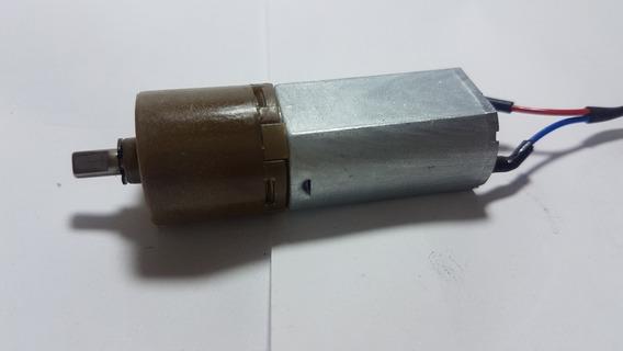 Motor Ff-180-18v Com Redutor / Caixa De Engrenagem P/ Escova Rotativa Gama, Mondial, Philco, Cadence, Ana Hickmann N24-5