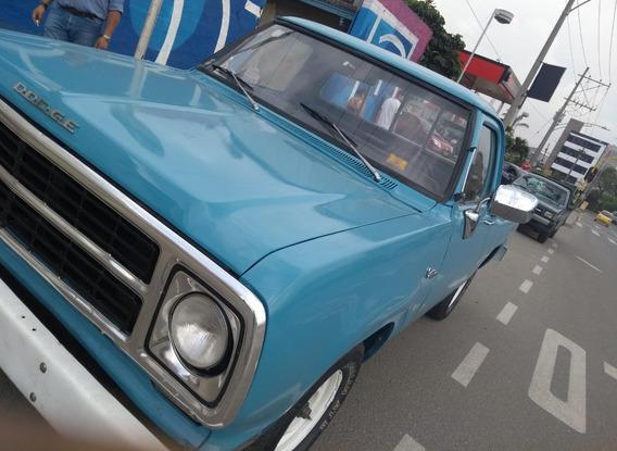 Dodge Custom D-100