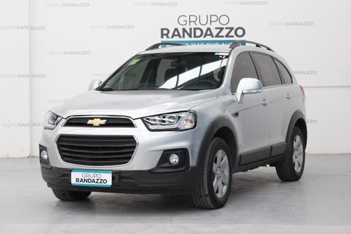 Chevrolet Captiva  Ls  2.4 Mt    2017      La Plata   759