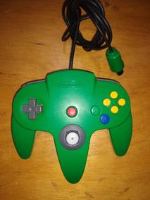 Controle N64 Original Verde