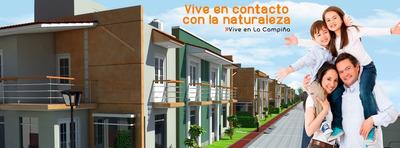 Casa De 2 Pisos En Condominio De La Campiña De Moche