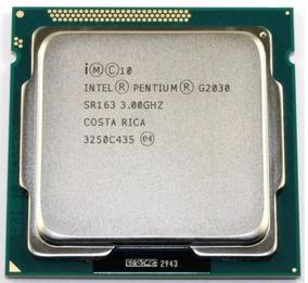 Processador Cpu Intel Soquete 1155 Dual Core G2030 - 3.0 Ghz