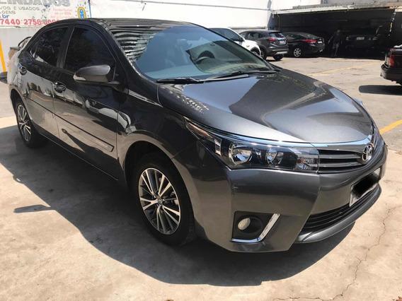 Toyota Corolla Gli 1.8 Flex Aut. - 2017 - 28.000kms - Ú Dono