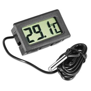 Termómetro Digital Rango De -50 ~ + 70 ° C Precisión: ± 1 °