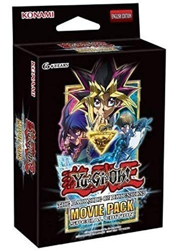 Yu-gi-oh! - Special Edition - Movie Pack - Magic4ever