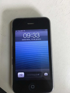 iPhone 3gs (ligando)