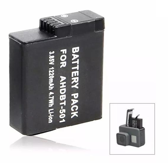 Bateria Gopro Go Pro Recarregável Hero 5 Ahdbt-501