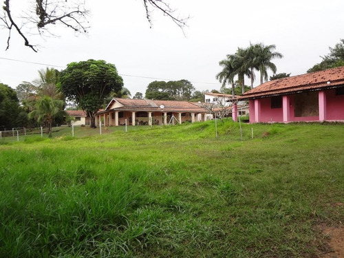 Chácara Com 4 Dormitórios À Venda, 2100 M² Por R$ 520.000,00 - Santa Elisa - Itupeva/sp - Ch0119
