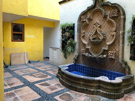 Bonita Casa En Lomas De Chapultepec